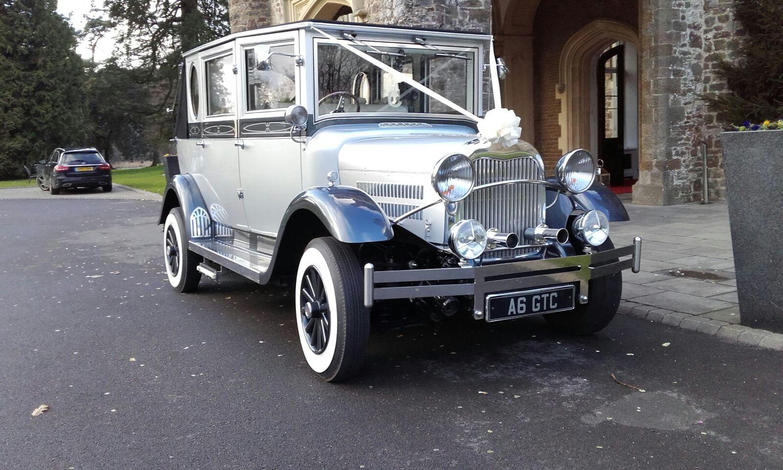 Molly Wedding Car