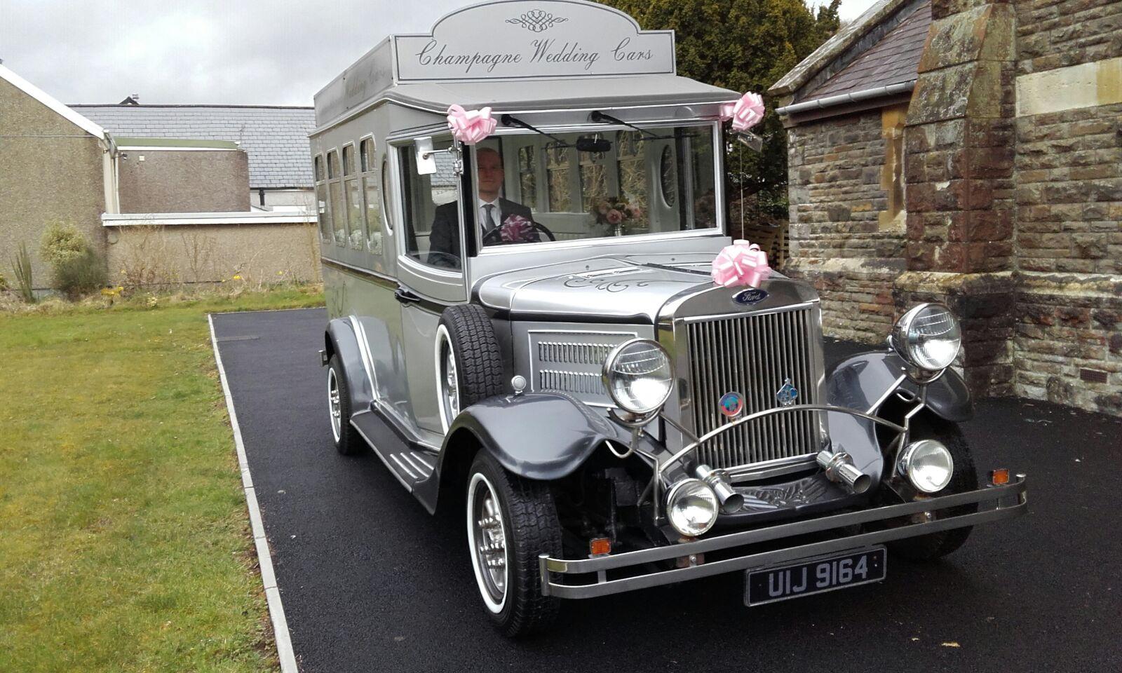 Maurice Wedding Car