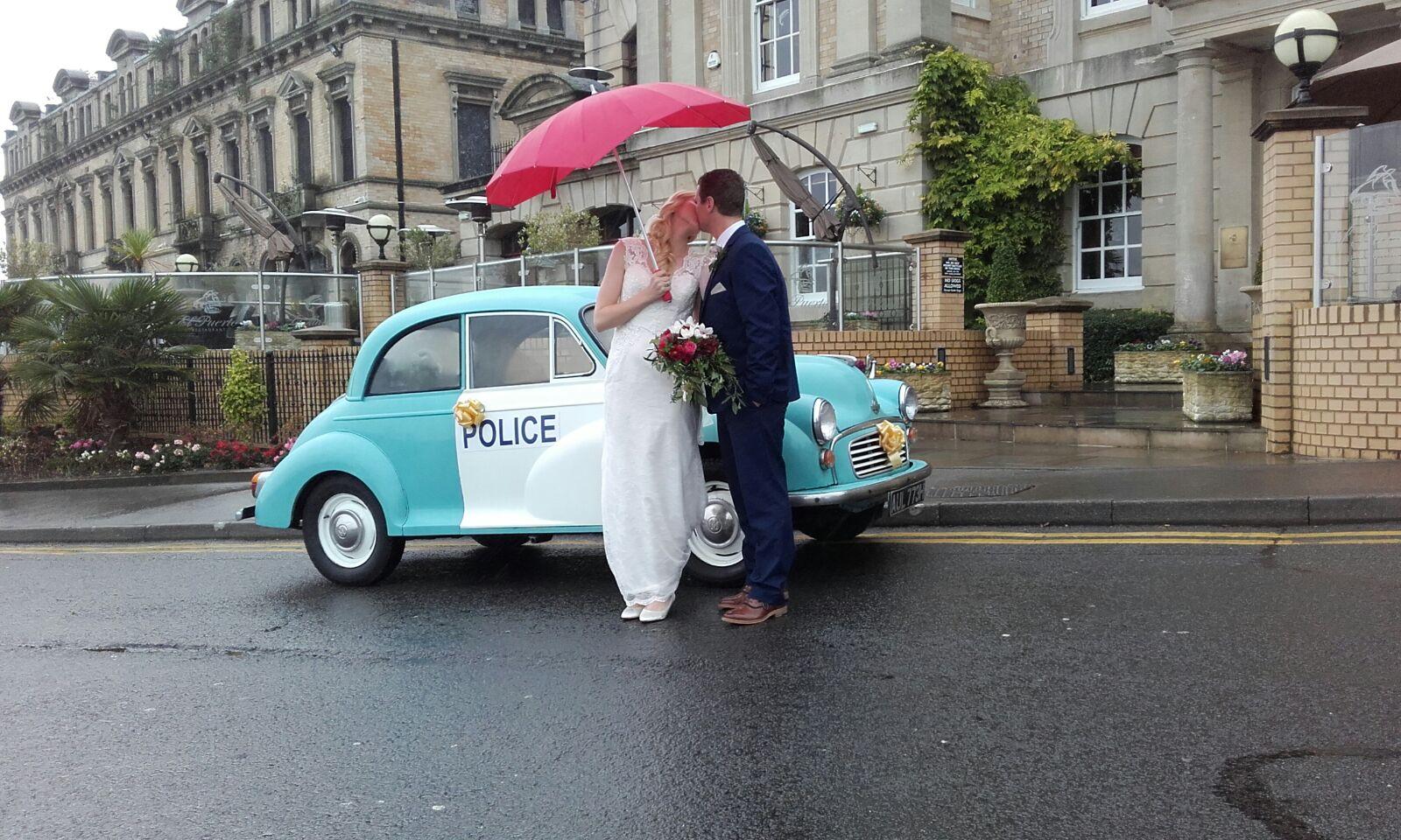 Police Car Hire