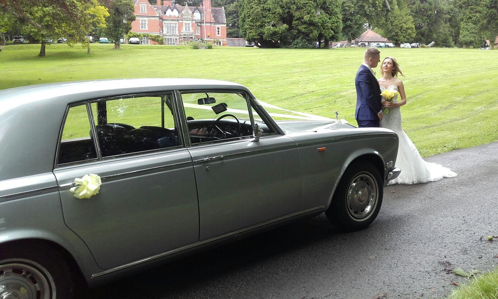 Rolls-Royce Silver Shadow 1 Car Hire