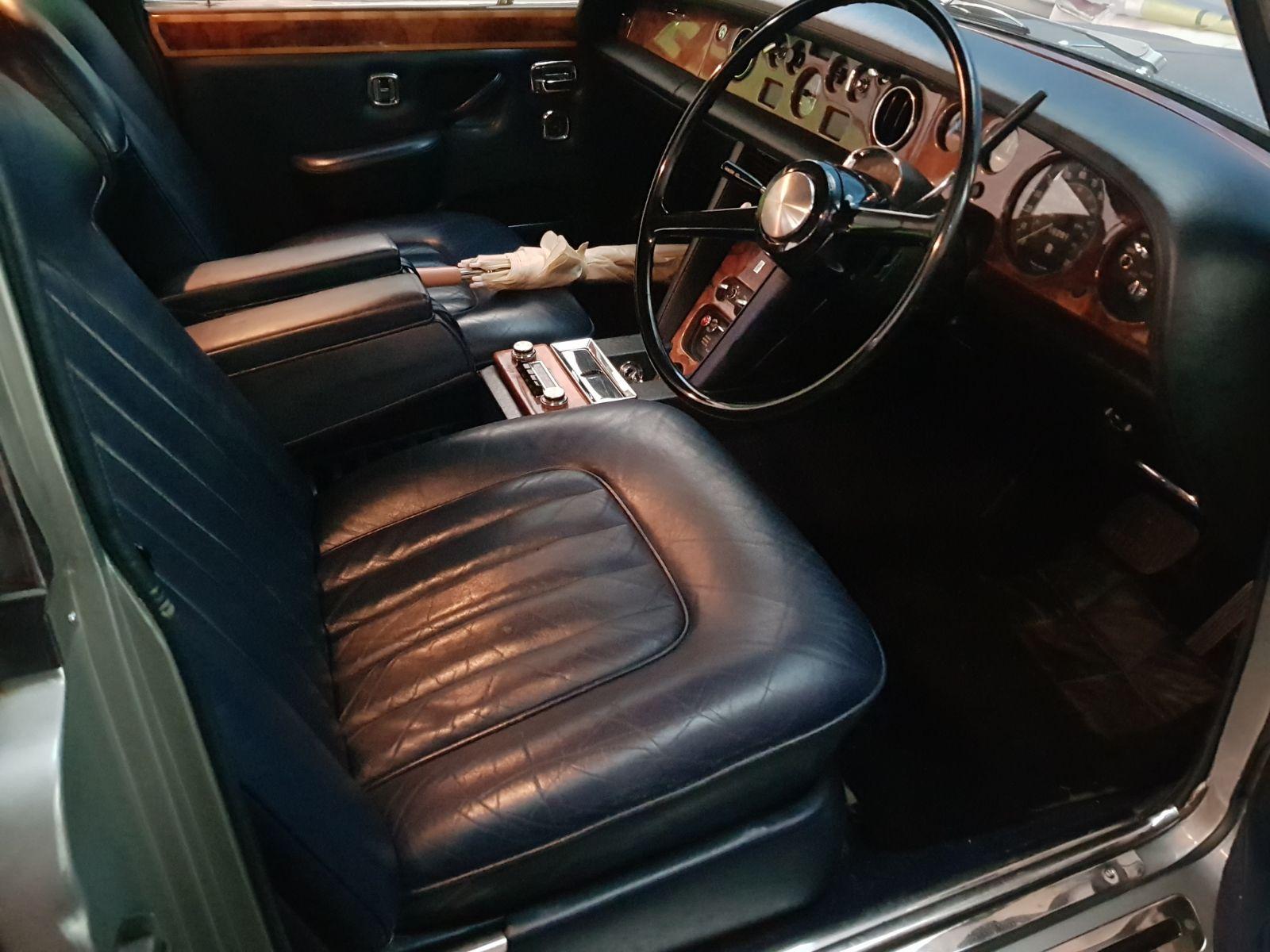 Rolls-Royce Silver Shadow 1 Wedding Car Hire