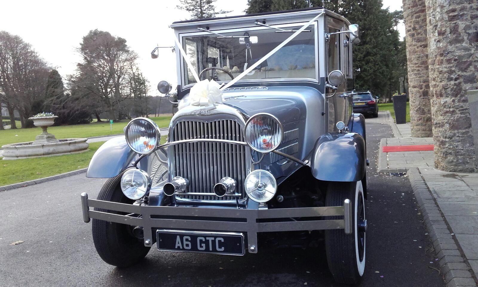 Molly Wedding Car Hire