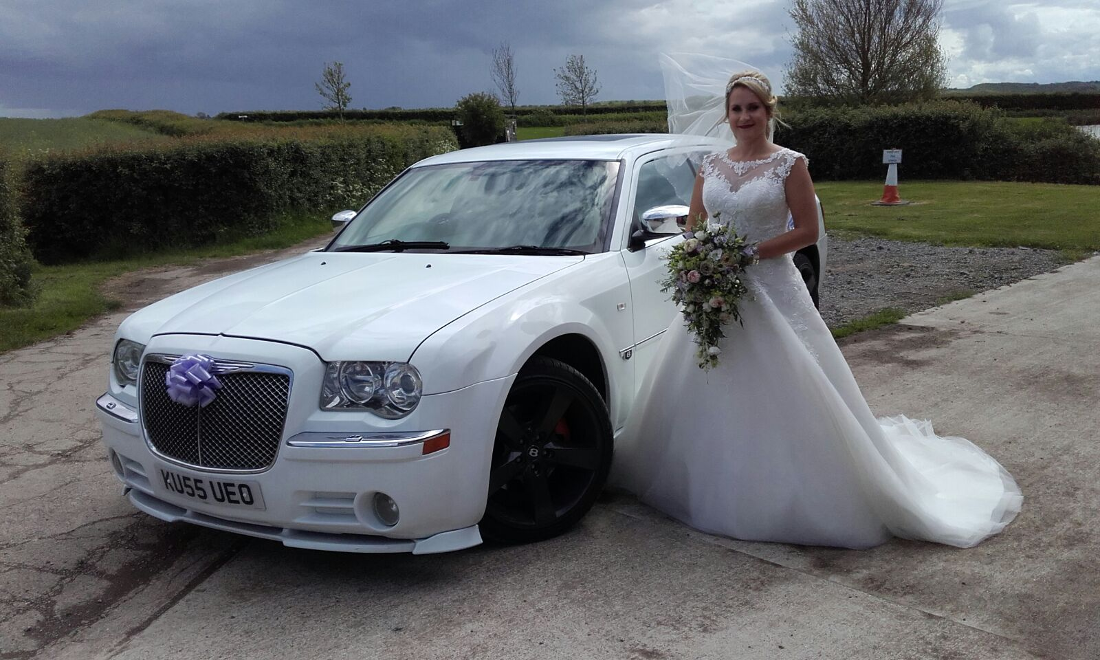 Baby Bentley Wedding Car Hire
