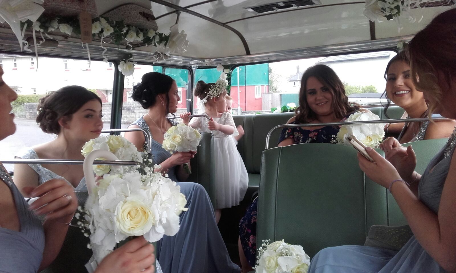 Betsy Bridesmaid Wedding Car Hire
