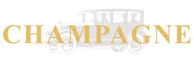 Champagne Wedding Cars Logo