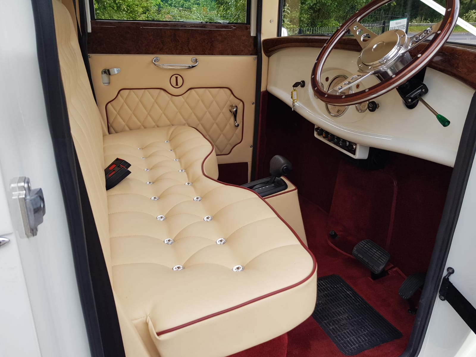 Millie Front Seats