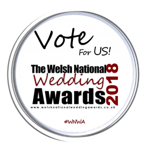 2018 Vote Welsh National Wedding Award