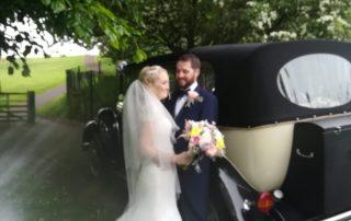 Gemma and Daniel at The Cawdor Llandilo