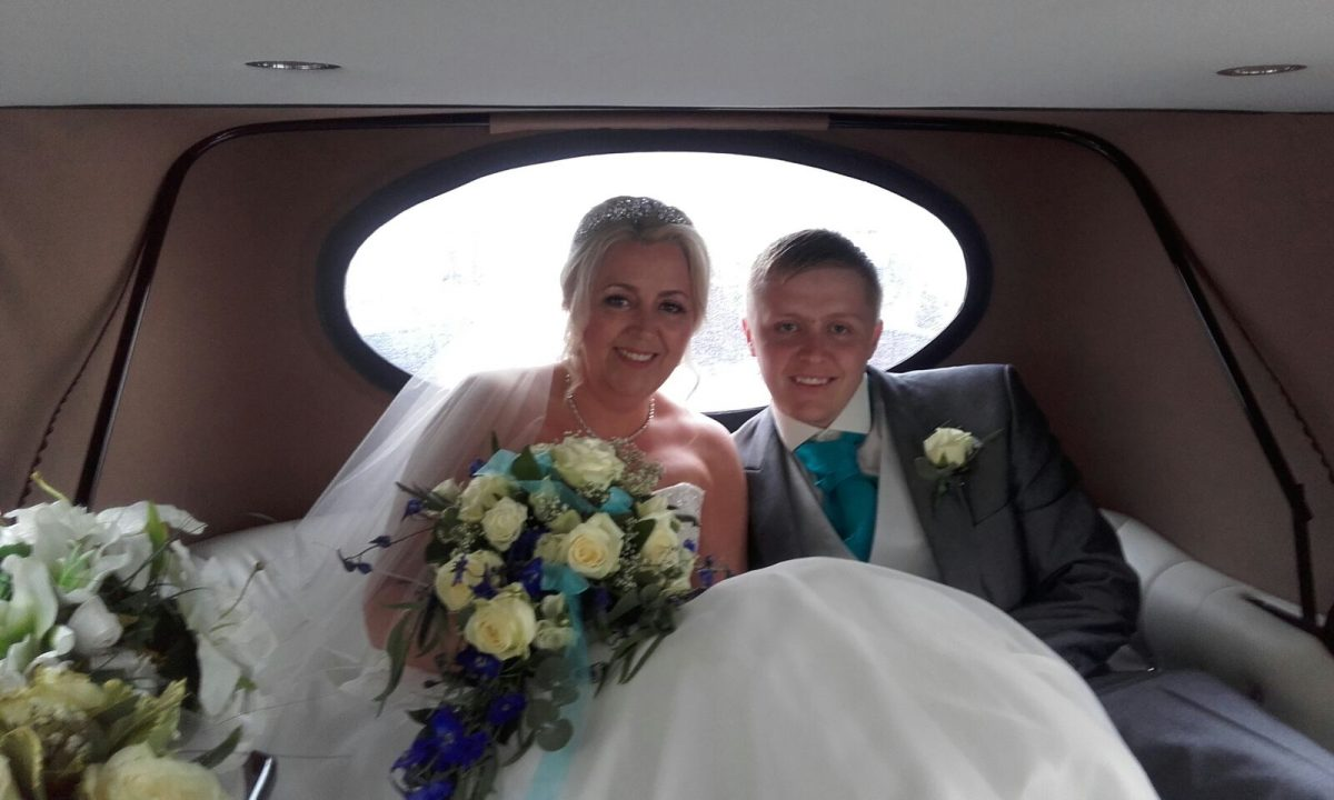 Janine and Chris at Llancaichfawr Manor Nelson