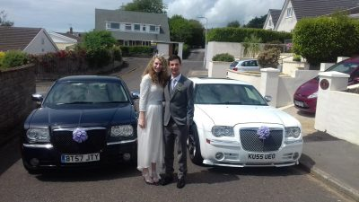 Chris and Abbie Langland for Reception