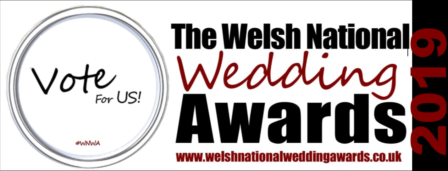 The Welsh National Wedding Awards 2019